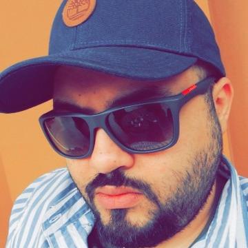 Essa Elmasry, 35, Kuwait City, Kuwait