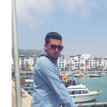 Ayoub Cisse, 25, Casablanca, Morocco