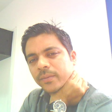 Dharmesh, 40, Dubai, United Arab Emirates