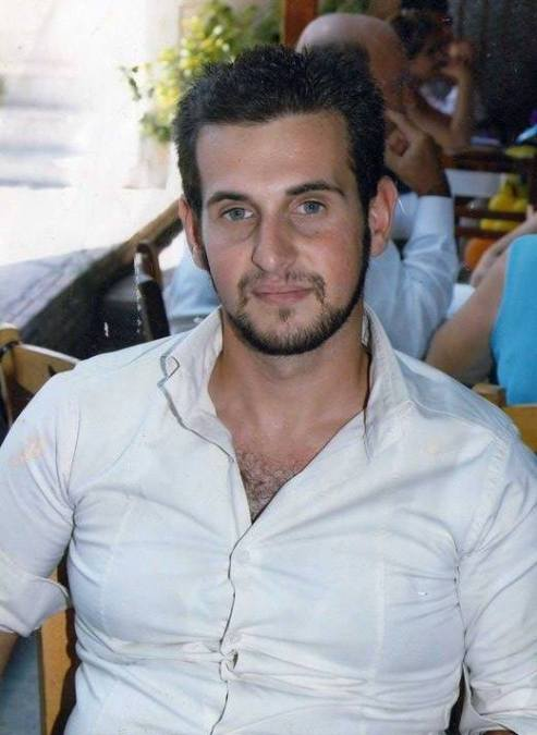 Nikos Kwnstantwnis, 40, Elefsina, Greece