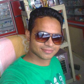 Sushant Barya, 27, Gwalior, India