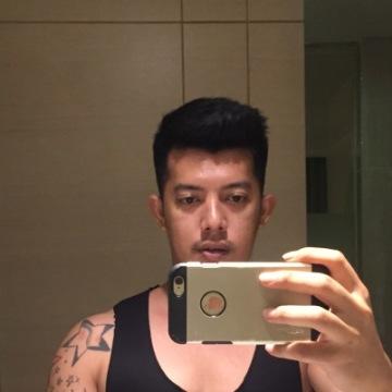 Husein, 36, Jakarta, Indonesia