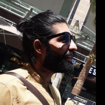 Rasheed, 33, Amman, Jordan