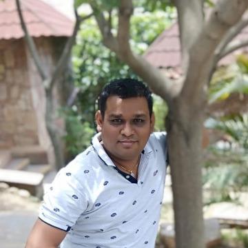 Darshan, 34, Mumbai, India