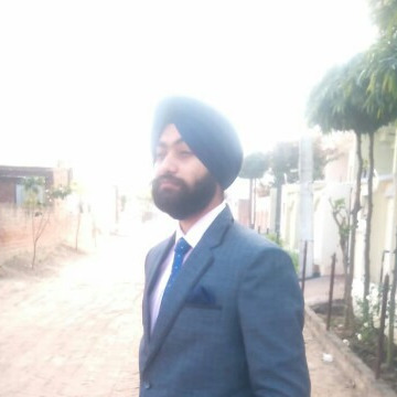 Ishwinder Singh, 30, New Delhi, India
