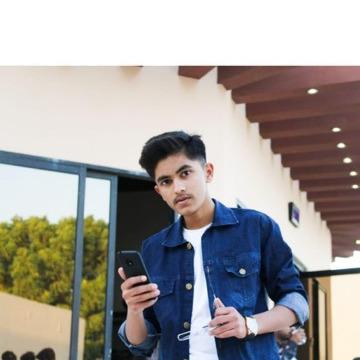 Hamd azad, 19, Karachi, Pakistan