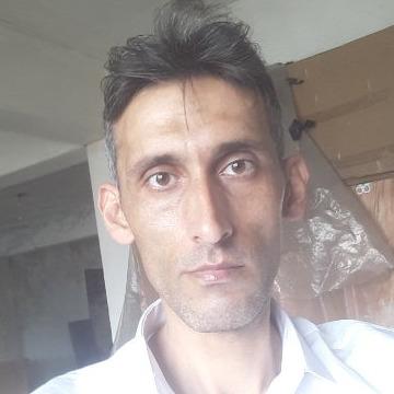 Vedat Yerlikaya, 36, Izmir, Turkey