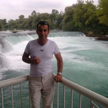 fikret gümüş, 51, Istanbul, Turkey