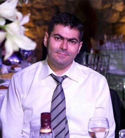 Haitham Eid, 44, Beyrouth, Lebanon