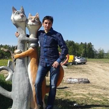Alexey Shishkin, 46, Tula, Russian Federation