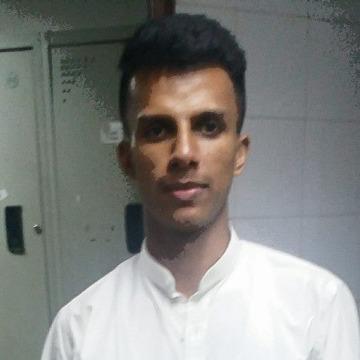 Joseph Sabu, 25, Chennai, India