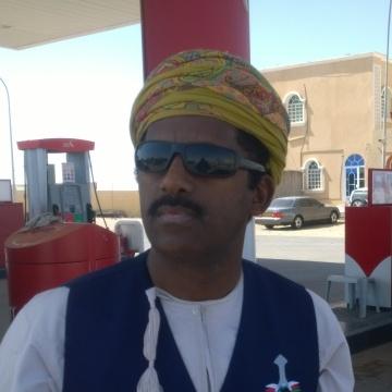 الليل الهادر, 45, Ibra, Oman