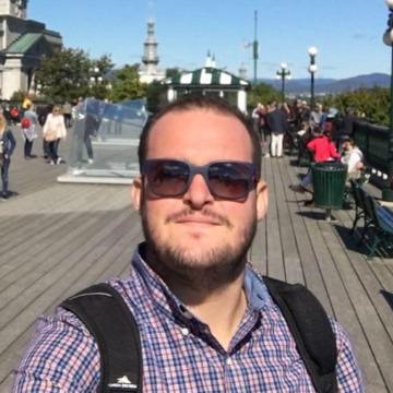 Råfīk L'Ôūrs, 31, Montreal, Canada