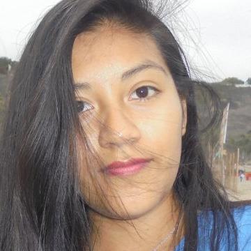 Anna Bernuy, 22, Miraflores, Peru