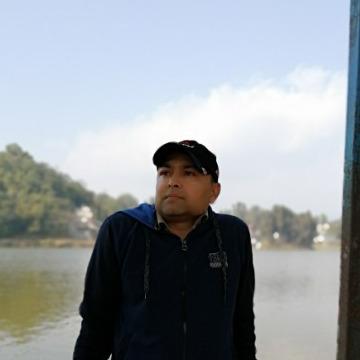 Ajay kumar, 42, Bareilly, India