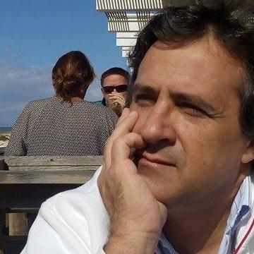 Paulo Baptista, 55, Dubai, United Arab Emirates