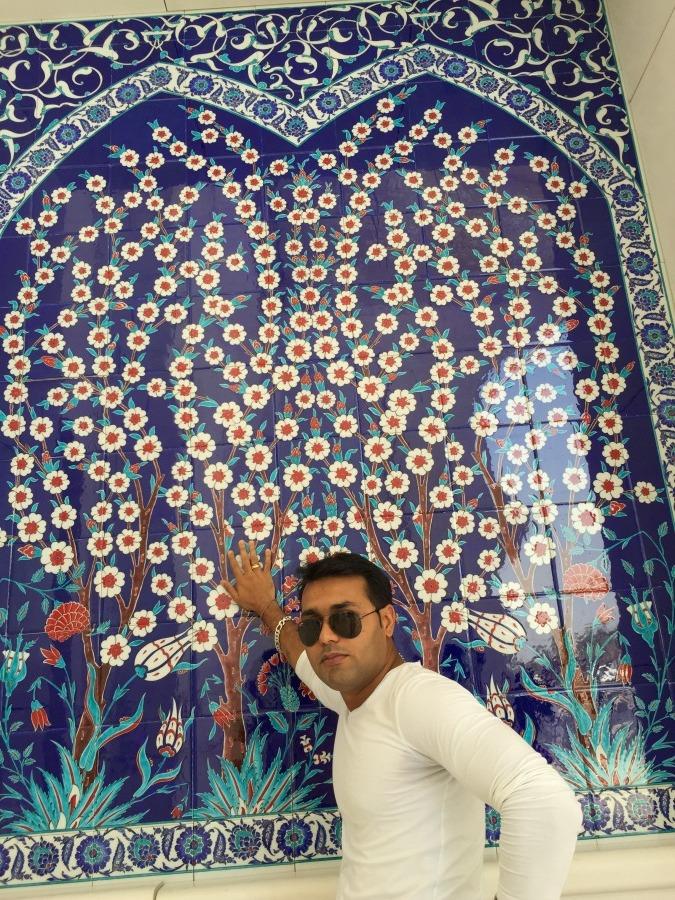 Gaurav, 30, Dubai, United Arab Emirates