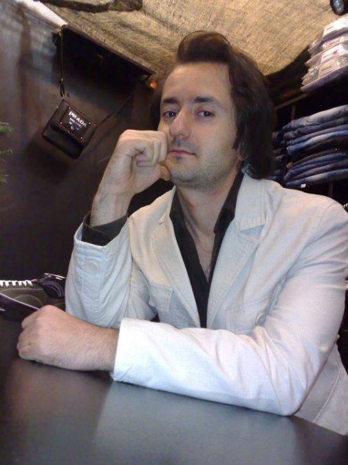 farahd mojdehi, 39, Ankara, Turkey
