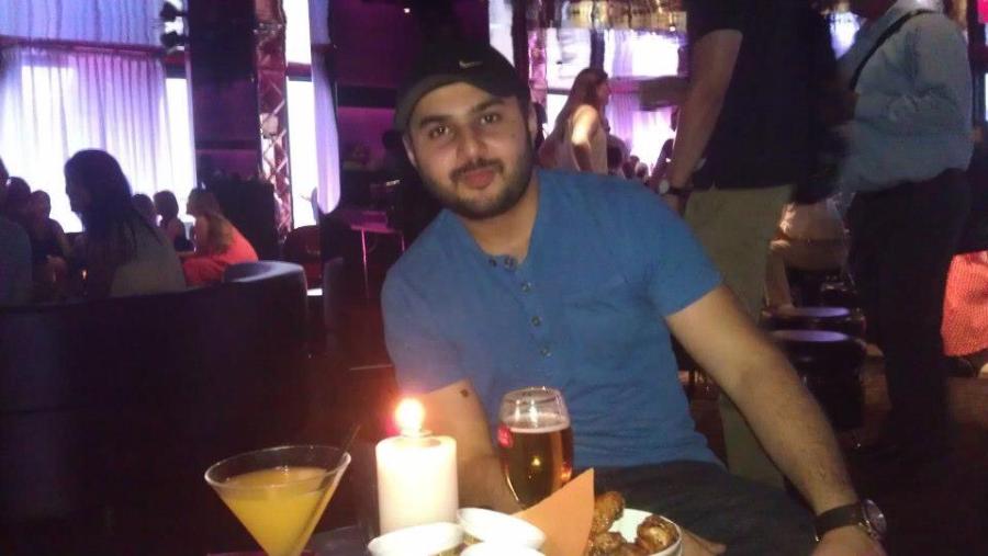Jaswinder Singh, 32, East Orange, United States