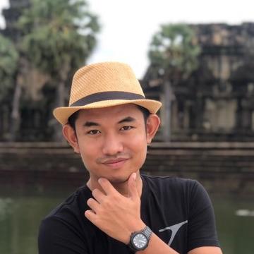 Robert Htet, 27, Yangon, Myanmar