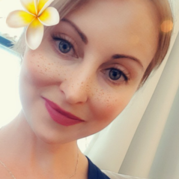 Maria, 30, Moscow, Russian Federation