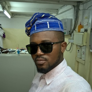 Happy, 36, Lome, Togo