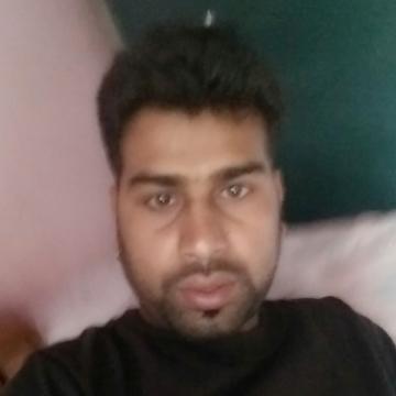 Lekhram Chauhan, 31, Singapore, Singapore