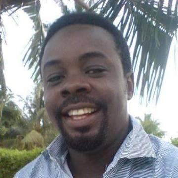 Abraham, 41, Dakar, Senegal