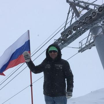 Andrey Andrey, 36, Krasnodar, Russian Federation