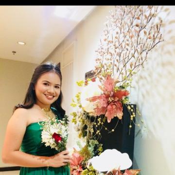 Erica B. Nillas, 20, Oroquieta City, Philippines