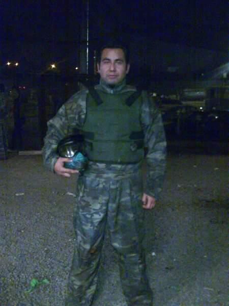 Rodrigo Jesus Garcia Gonzalez, 37, Guadalajara, Mexico