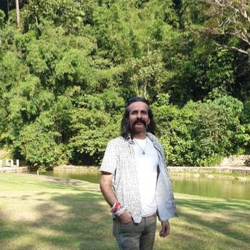Jose Bahmanjit Singh Dhillon, 41, Petaling Jaya, Malaysia