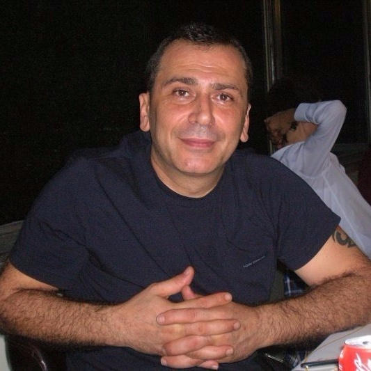 Taylan Baran, 56, Istanbul, Turkey