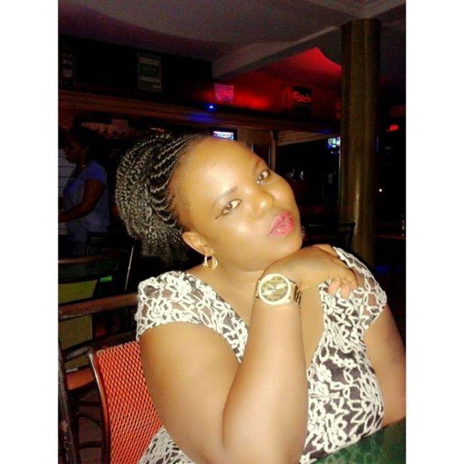 Sylviah Kendy, 26, Nairobi, Kenya