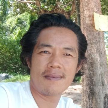 ประเสริฐ ปลาบภิรมย์, 44, Phangnga, Thailand