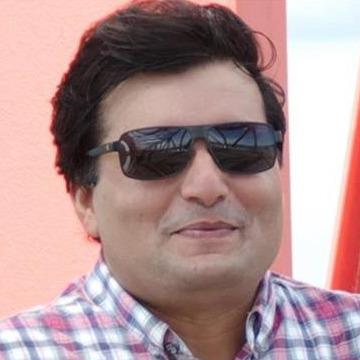 Kashif Khan, 46, Islamabad, Pakistan