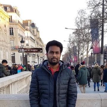 Vishwa, 31, Bangalore, India