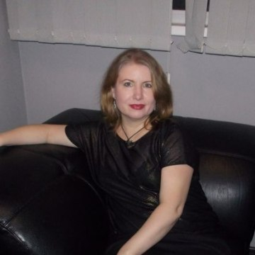 Елена Авхименя, 48, Krasnoyarsk, Russian Federation
