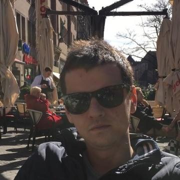 Mirko Mukaetov, 32, Skopje, Macedonia