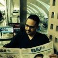 Ismail Fakhry, 39, Dubai, United Arab Emirates
