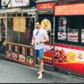 Shafiq Ahmed, 29, Seoul, South Korea