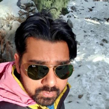 Sanjeev Tyagi, 28, New Delhi, India