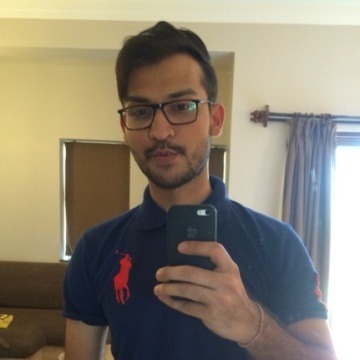 Dev, 27, Mumbai, India