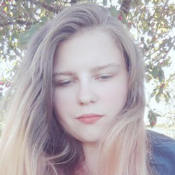Galina Kozel, 20, Chernihiv, Ukraine