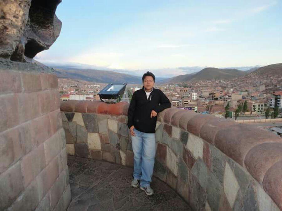 Edgar, 37, Puerto Maldonado, Peru