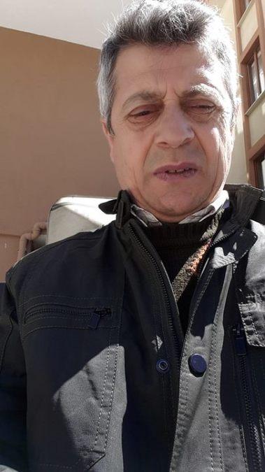 Aydin Kurt, 54, Istanbul, Turkey