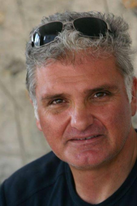 Serdar Gerek, 55, Ankara, Turkey