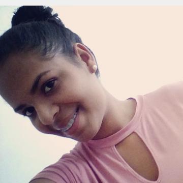 Kelly Lagares, 24, Medellin, Colombia