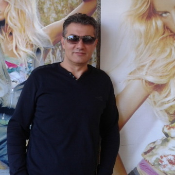Cem Türk, 50, Istanbul, Turkey