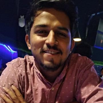 Mirsad Mahamood, 26, Thrissur, India